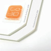 220mm x 220mm Frosted Borosilicate Glass Plate w/ corner cut for 3D Printing