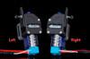 Bowden Extruder Left Mirror Universal Geared Extruder Kit for 3d printer