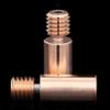 Bi-Metal Heat Break (Smooth Version) Thermal Tube Heat Break for 3D Printer 1.75mm Filament
