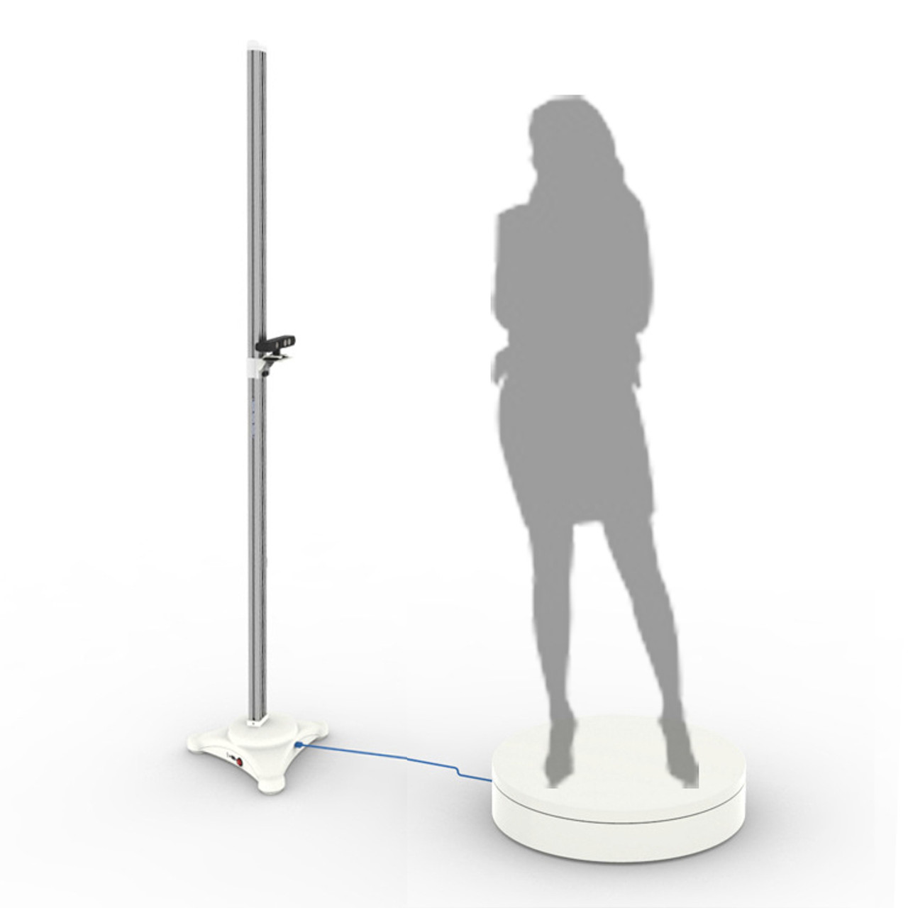 Full Body 3D Scanning Rig & Scanner System w/ Turntable
