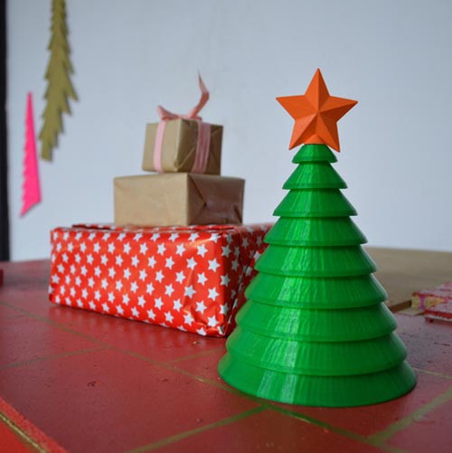 FabShop's Christmas Tree with Star