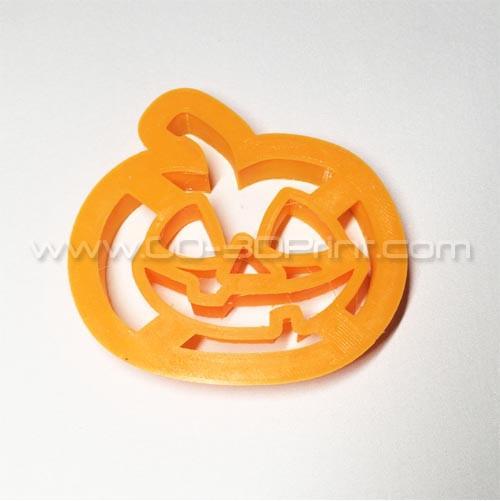 Jack-O-Lantern Halloween Cookie Cutter