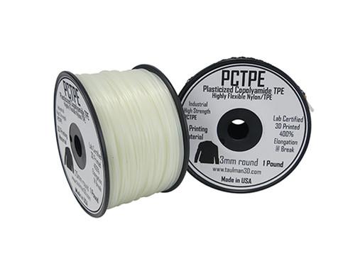 Taulman Nylon / TPE PCTPE Co-Polymer Filament - 1.75mm