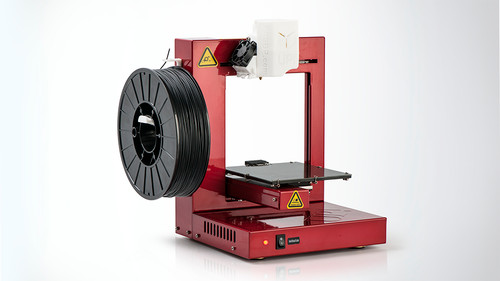 UP Plus 2 3D Printer (Red)