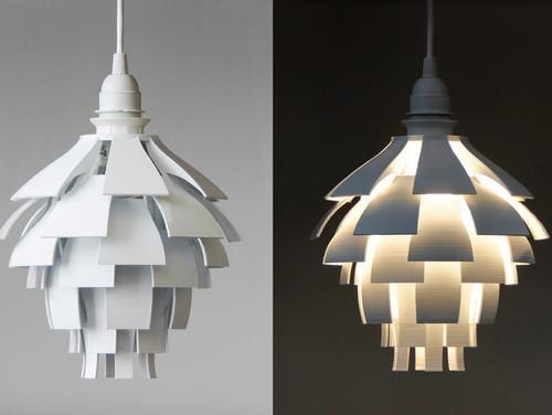 Artichoke Lamp Shade