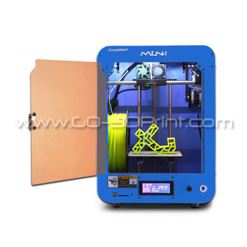 CreateBot Dual Extruder Mini 3D Printer w/ Heatbed