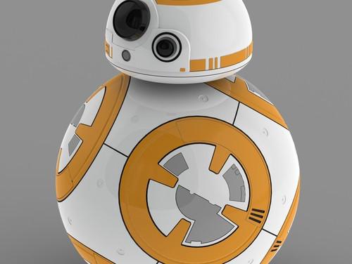 Star Wars The Force Awakens - BB-8 Ball Droid