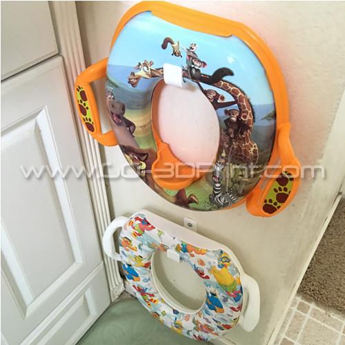 Toilet Seat Holder for Kids