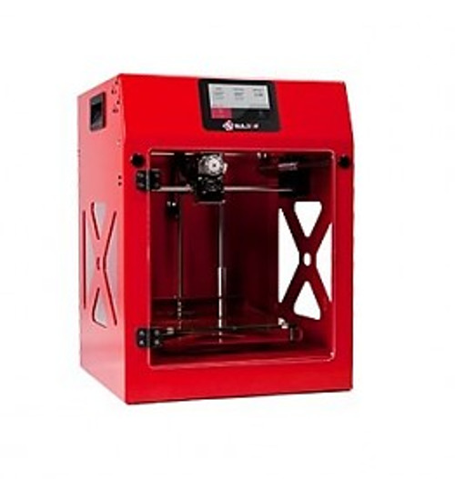 Builder 3D Printer Premium Small - Red
