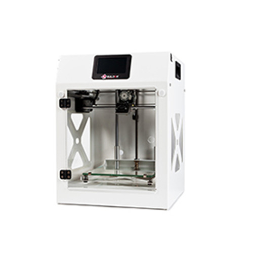 Builder 3D Printer Premium Small - White