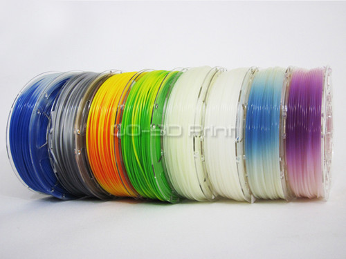 Color Changing PLA 3D Printing Filament Master Collection 8x 225g