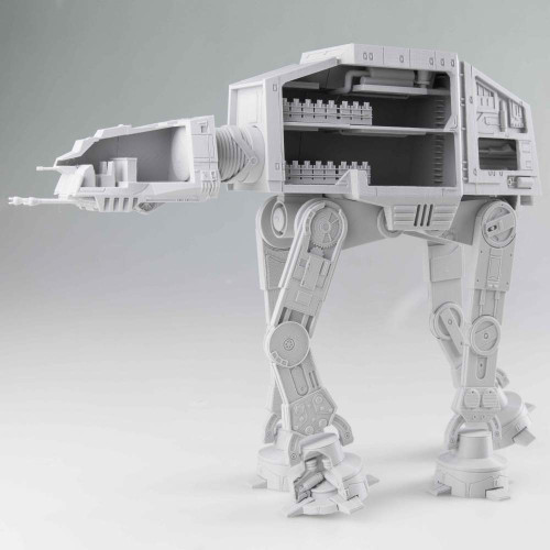 Detailed AT-AT Scale 1:75