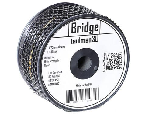 Taulman Nylon Bridge Filament (Black) - 1.75mm
