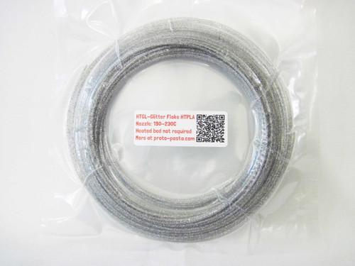 Proto-Pasta Glitter Flake HTPLA Stardust 3D Printing Filament 1.75mm (50g) Sample
