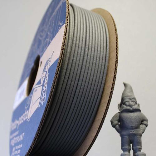 Proto-Pasta Matte Fiber HTPLA - Gray 3D Printing Filament 1.75mm (500 g)