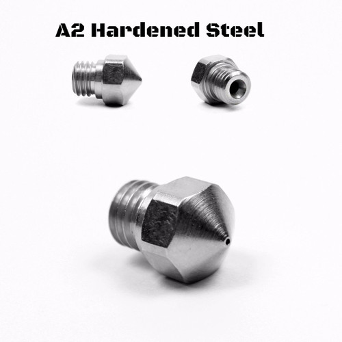 Micro Swiss MK10 All Metal Hotend ONLY A2 Hardened Steel for 3D Print