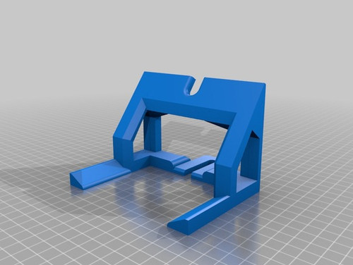 Wanhao Duplicator 7 Bed Dripping Bracket