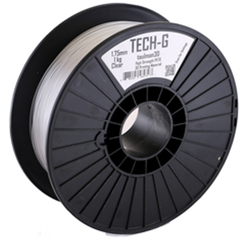 Taulman Clear TECH-G 3D Printing Filament - 1.75 mm 1KG