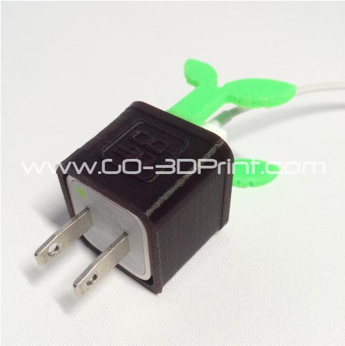 Leaf Charging Cable Holder Organizer for Apple iPhone / iPad / iPod
