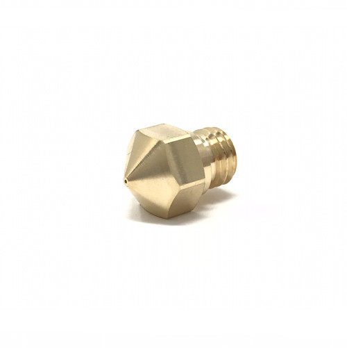 MK10 High Quality 0.4mm Brass Nozzle for M7 Thread 3D Printers