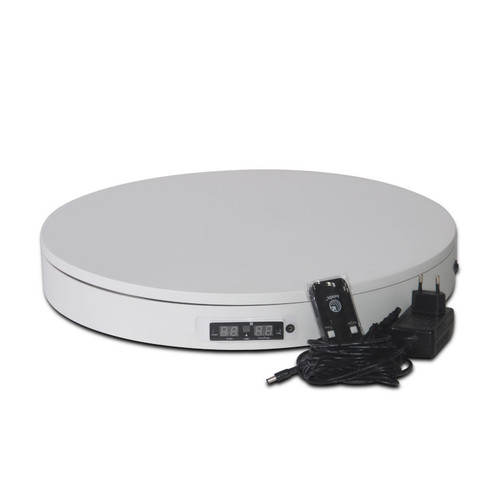 GO-3D 18″ Large Motorized Programmable Photography / 3D Scanning Turntable