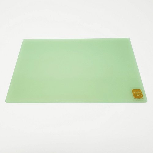 155mm x 235mm Polypropylene Glass Fiber Plate Bed for 3D Printing