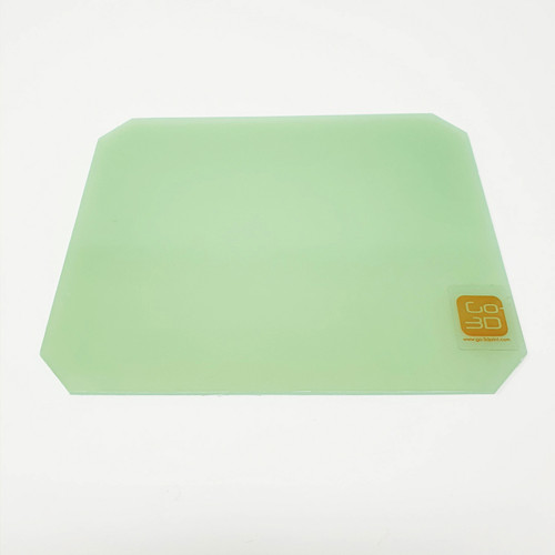 130mm x 160mm Polypropylene Glass Fiber Plate Bed for 3D Printing