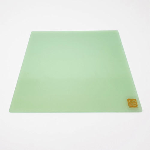 410mm x 410mm Polypropylene Glass Fiber Build Plate Bed for Creality CR-10 S4 3D Printer Platform