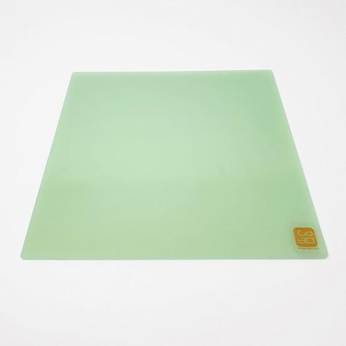 410mm x 410mm Polypropylene Glass Fiber Build Plate Bed for Creality CR-10 S4 3D Printer Platform