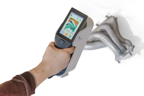 CALIBRY 3D SCANNER - Live View Touch Screen