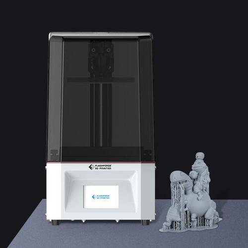 Flashforge Foto 6.0 LCD Resin 3D Printer