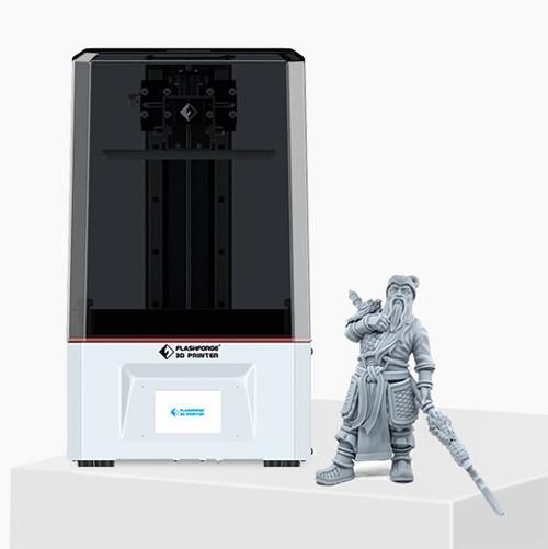 Flashforge Foto 8.9 LCD Resin 3D Printer
