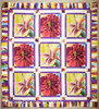 Floral Portraits Quilt Pattern
