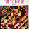 Toss The Bouquet in Love Blossoms Pattern