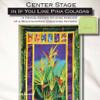 Centerstage Quilt Pattern