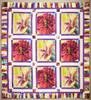 Floral Portraits Quilt Pattern Download