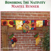 Honoring The Nativity Mantel Runner Pattern Download