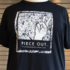 "Frond T-Shirt ""Piece Out"""