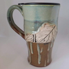 Leaf Mug with Lid