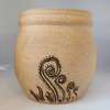 RedHead Pottery Frond Pot