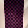 Purple Checkers - Cherrywood Yard Cut
