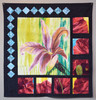 Feng Shui Lily Quilt