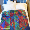 Prisms in Peace Bomb Quilt