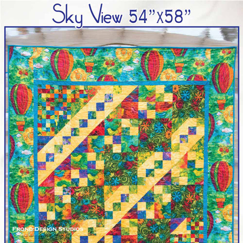 Skyview - Up, Up & Away Pattern