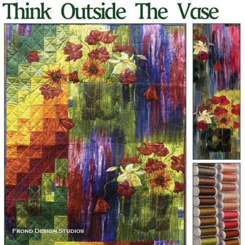 Think Outside the Vase Pattern Download (FREE)