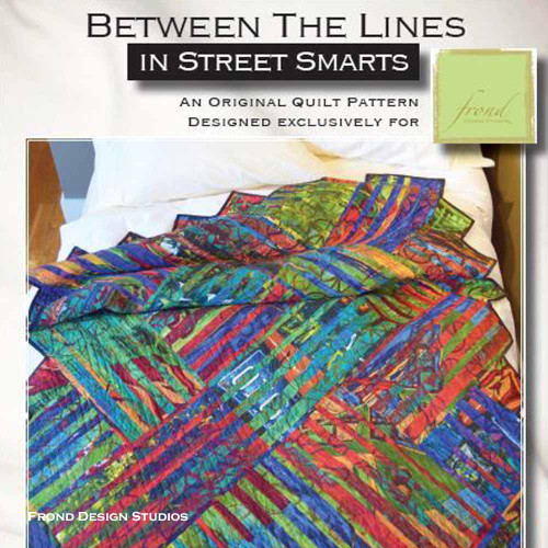 Between the Lines Quilt Kit
