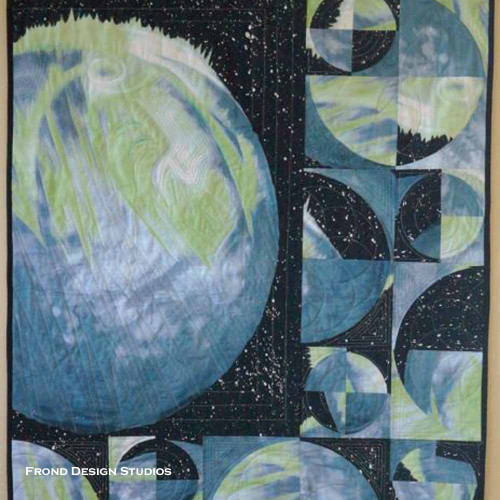 Moon Phases Pattern