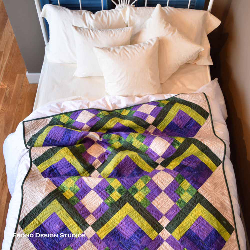 Bloom Quilt Pattern