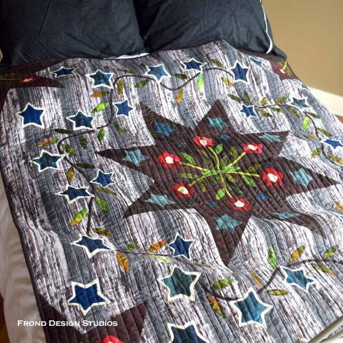 Brookshire Star Quilt Kit