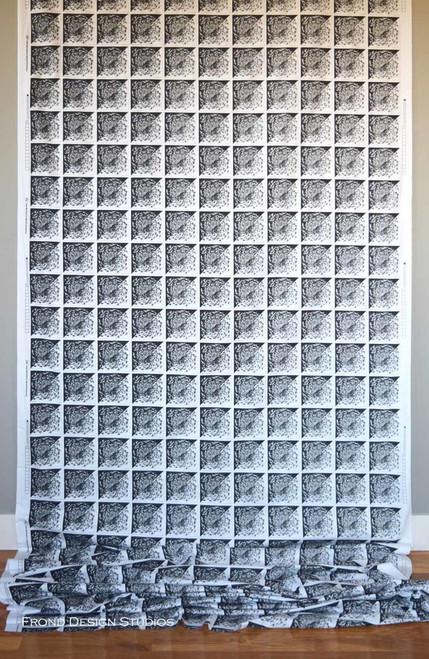 Painting Dandelions: Linear Mod petite